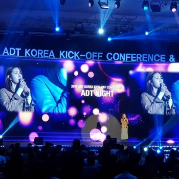ADT CAPS KOREA KICK-OFF